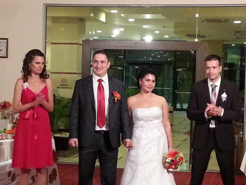 Сватба в хотел Витоша мнения сватбена агенция Инанна