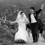 Ели и Стефан сватба на хижа Ястребец сватбена агенция Инанна