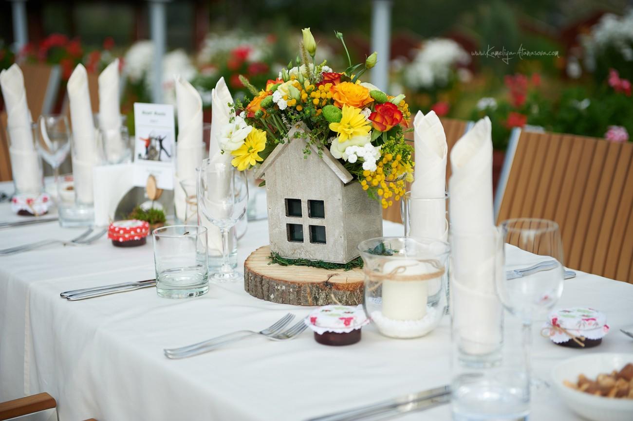 Сватба в Ястребец Боровец сватбена агенция Инанна
