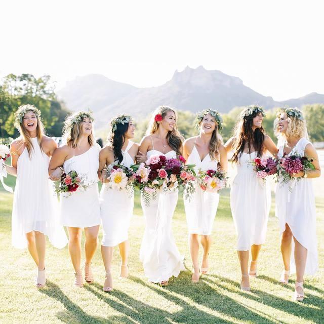 Тематична сватба - бохо Сватбена агенция Инанна
