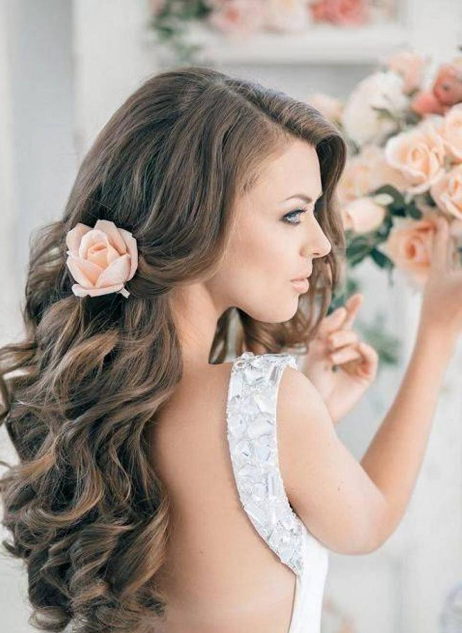 Сватбена прическа сватбена агенция Инанна