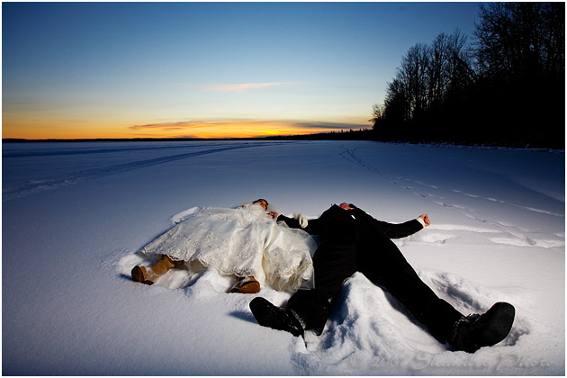 Сватба през зимата сватбена агенция Инанна